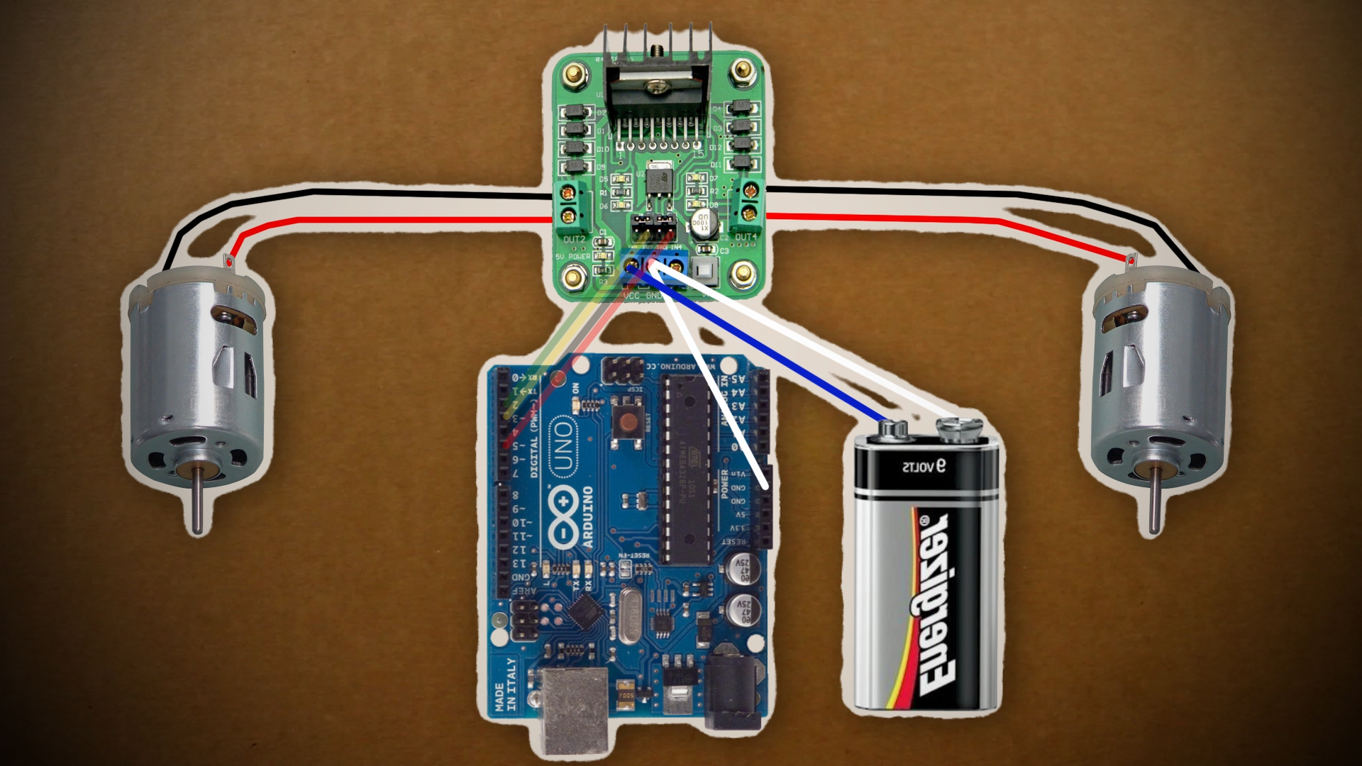 Control An Rc Car With A Smartphone