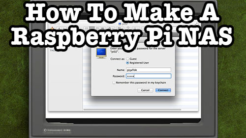 How To Make A Raspberry Pi NAS (Network Attached Storage