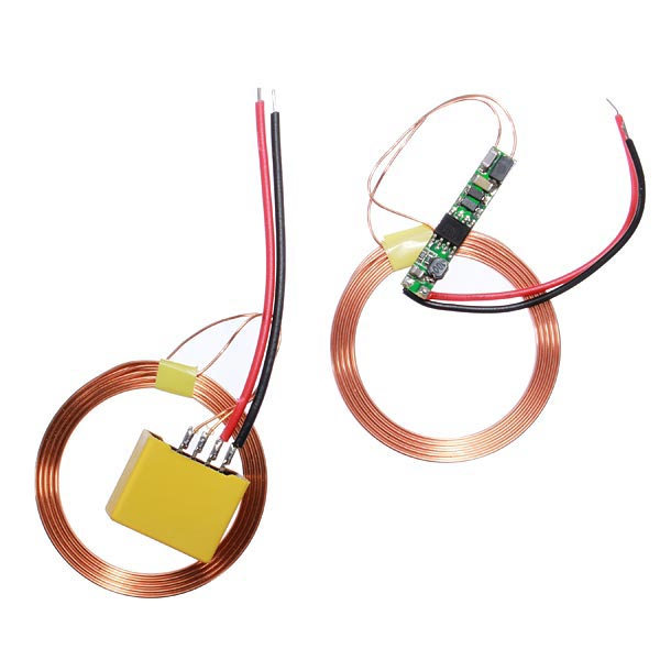 Wireless Power Supply Coil Module Wireless Charger Module