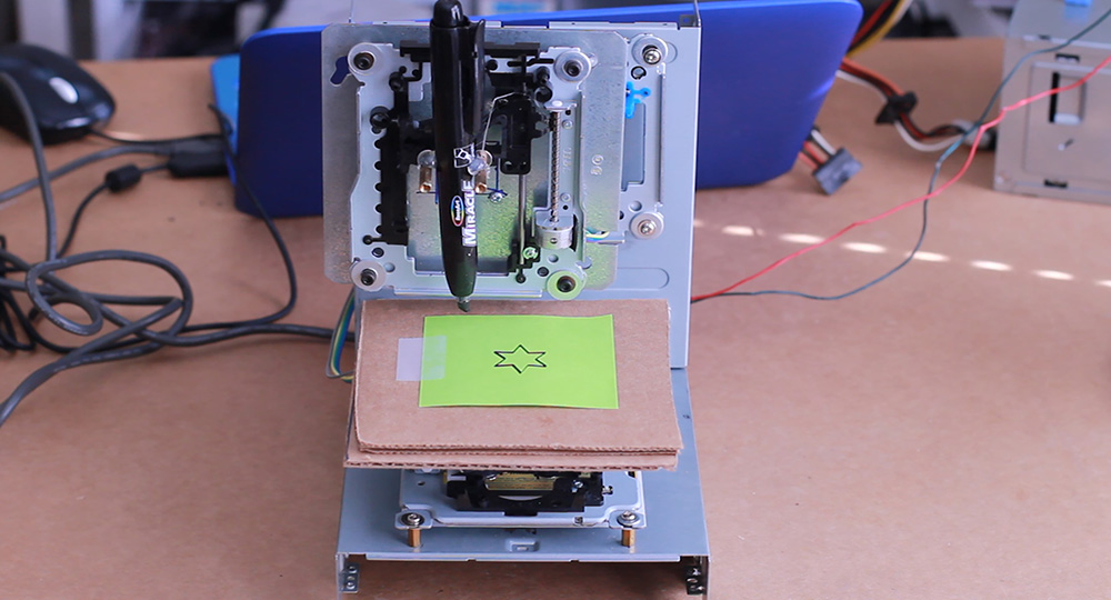 How To Make A Cheap 3D Printer | Tinkernut Labs | The Curious Mind