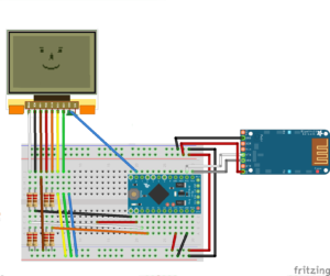 Make Your Own Smartwatch From An Old Cell Phone | Tinkernut Labs